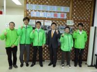02_大西健介候補選挙事務所 訪問 (2)