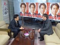 05_原口一博候補選挙事務所 訪問 (1)
