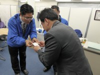 05_吉田つねひこ候補選挙事務所 訪問 (1)