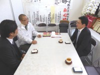 08_前原誠司候補選挙事務所 訪問 (2)