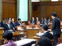 03_3月27日 東日本大震災復興及び原子力問題特別委員会 (1)