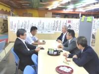 02_田野辺隆男候補選挙事務所 訪問