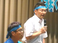 08_はまぐち誠候補 個人演説会 (1)