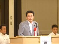 ㈰三菱自工労組 定期大会 (2)