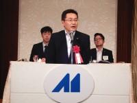 0320170914 三菱自動車ふそう労連 定期大会 (1)