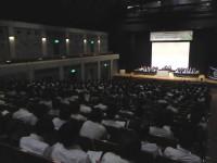 2富士重工労組 定期大会 (2)