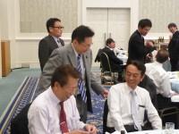 4静岡マツダ労組 結成10周年記念レセプション 懇親会 (2)