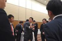 4自動車総連北海道地協 自動車産業政策コンベンション・賀詞交換会 (1)