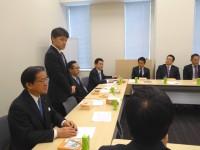 1自動車産業の未来を考える会 議員連盟 設立総会 (1)