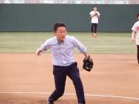 2_三菱自工労組 ソフトボール大会 (2)